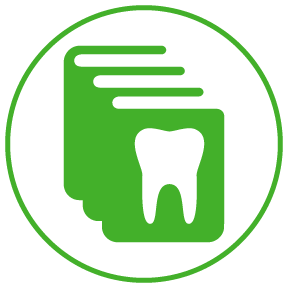 Dental benefits icon